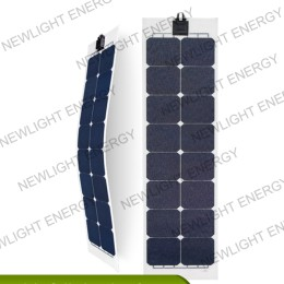 50w-55W flexible solar panel for RV Marine yacht-Rectangle