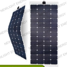 150W-170W ETFE flexible solar panel for RV Marine yacht