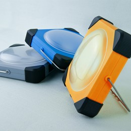 Good quality solar camping light solar Emergency light with phone charger