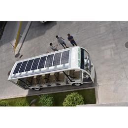 800W high efficiency flexible solar panel for solar energy bus application