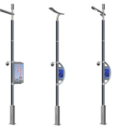 Solar Smart Pole 1