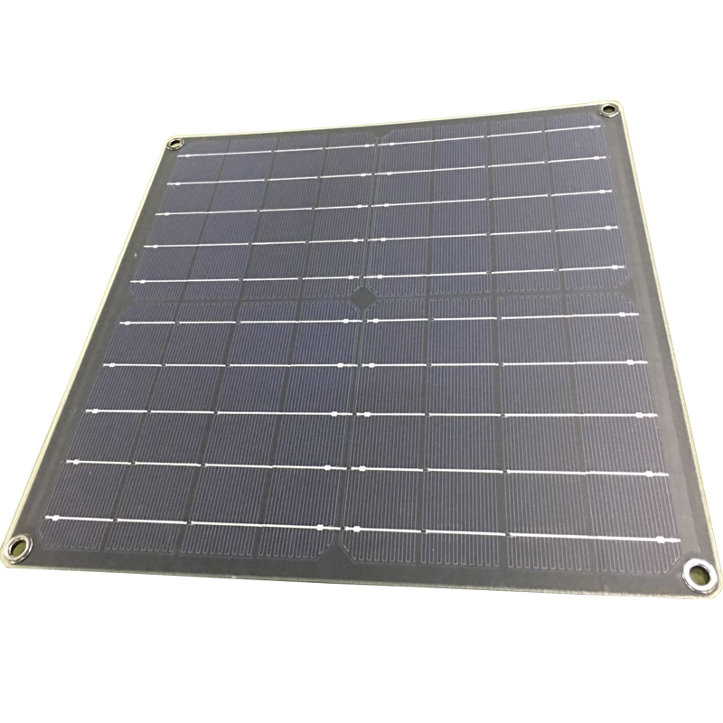 20W Solar Charger With Fiber glass Inside